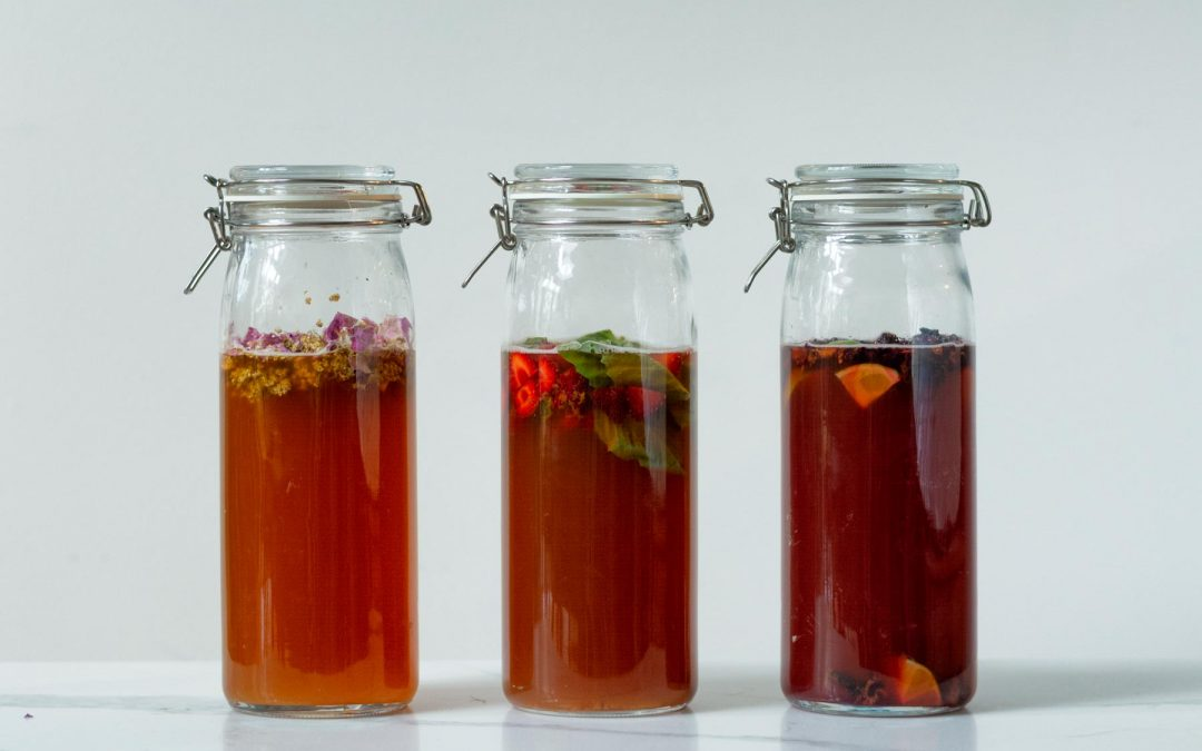 The Art and Science of Fermenting Kombucha Tea