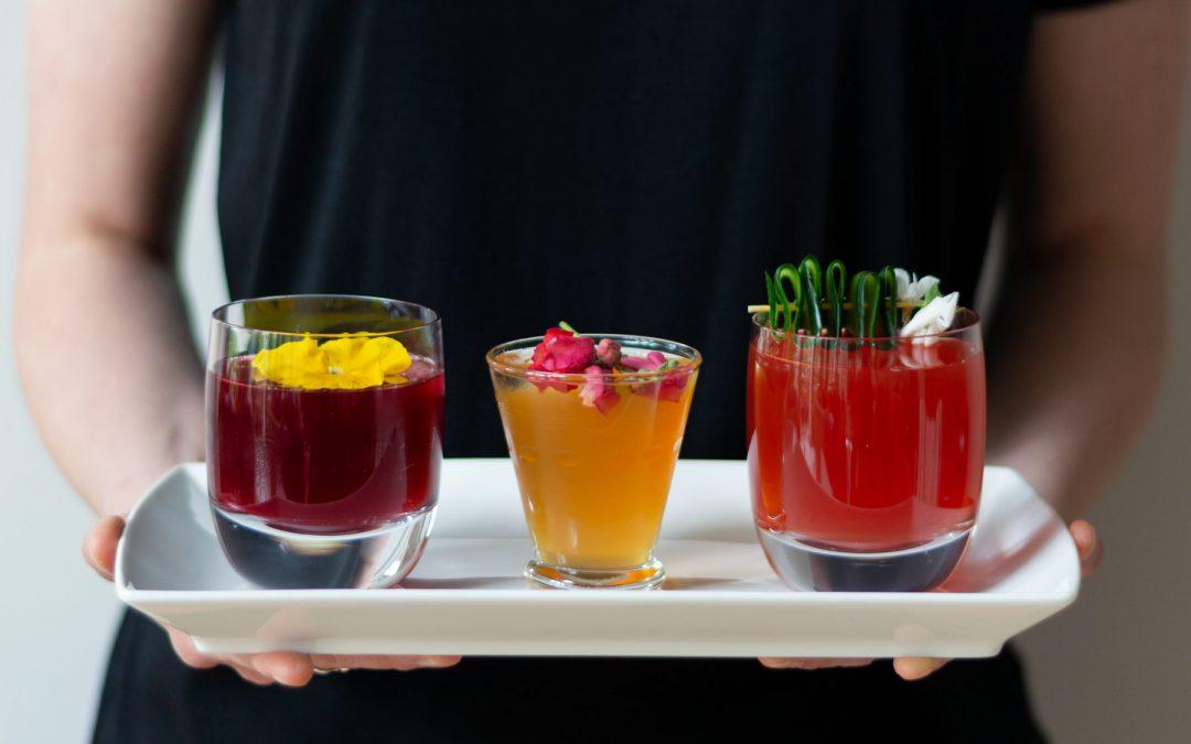 Flavouring Kombucha with Botanicals & Fruit