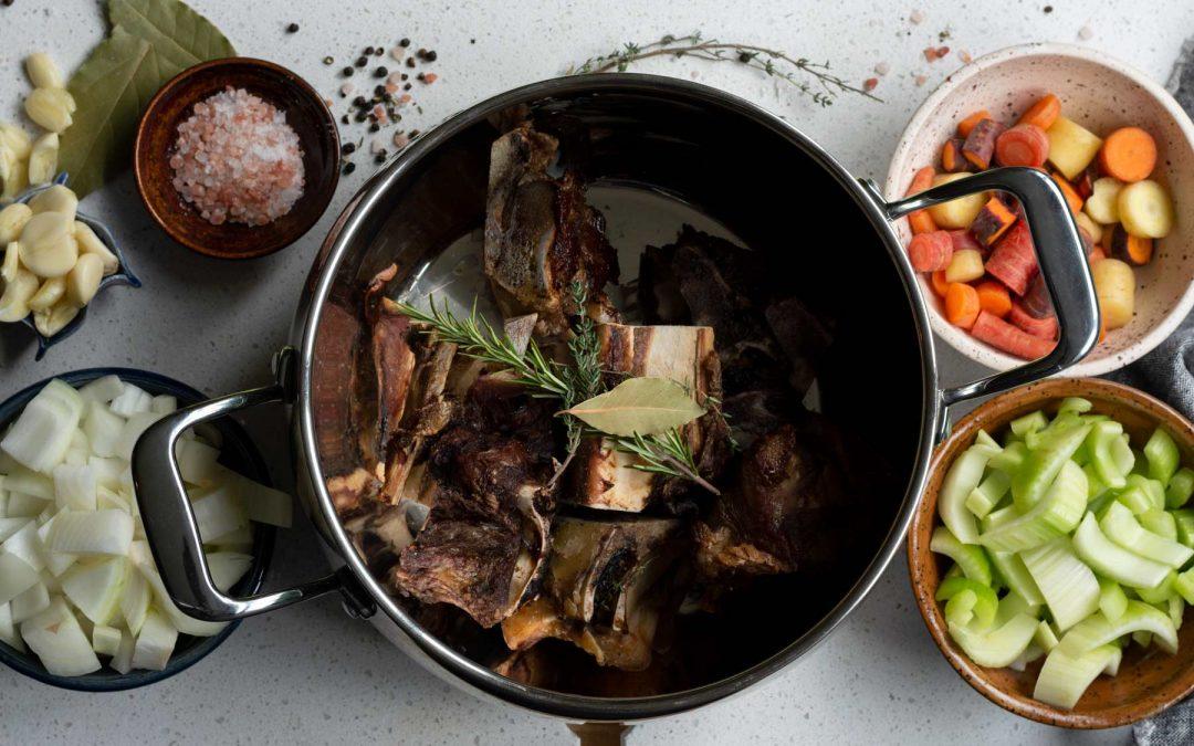 Bone and Vegetable Broth Recipe