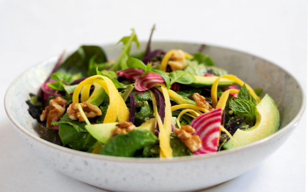 Green Summer Salad